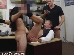 Straight gets hypnotized into gay sex and naked guys doing blowjobs xxx