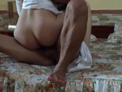 Sex tape from an Asian couple (Part 4)