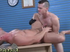 Gay emo fisting videos first time Brian Bonds and Axel Abysse stir to the