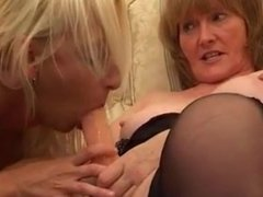 school girl gets a lesson in lust from milf teacher