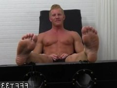 Young gay foot domination and images of young boys feet tied up Johnny