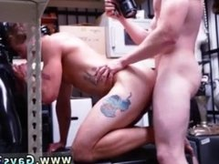 Circumcision gay fetish video Dungeon tormentor with a gimp