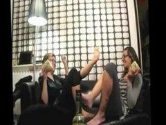 Lesbian Cheese Feet Fetish 2 0 Cacio Sui Piedi Di Cacio