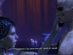 God Of War Sex Scenes - Uncensored [1080P HD 60FPS]