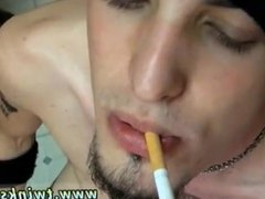 Small dick extremely young gay twinks first time Straight Boys Smoking