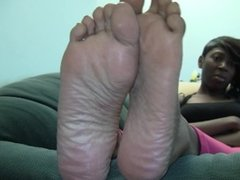 Candy's Candid Stinky Soles Part 15