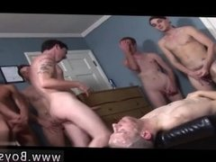Gay wide sex movies first time Brendan Shaw loves it Raw!