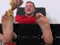 Photos of male feet touching penis and shaved foot gay twinks movietures