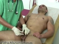 Gay doctor glory hole and boy ass medical puncture and extreme doctor