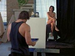 body paint erotic movie