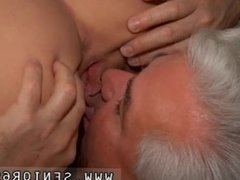 Schoolgirl old man and old men orgy and old guy big boobs and public