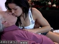 Old and young ebony lesbians and rough old men and old boner and