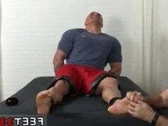 Gay sucking feet nude movies and guys tied with hairy legs and light skin