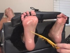 TickleAbuse - Solely Soles Dacy