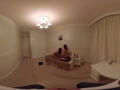 VR Porn The Chandelier 2 in 360
