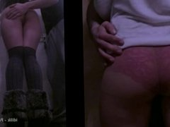 spank - french babe beurette