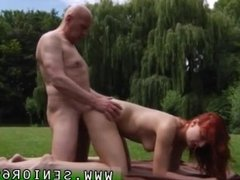 Old enough for anal and old mms and old mom enjoys and milf creampie