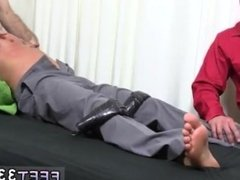 Slave foot fisting and black men licking black men feet and feet young