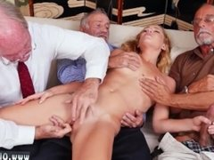 Old mom two cocks and old man punish and girl fucks old neighbor and old