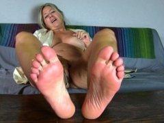 Mistress XTC  feet