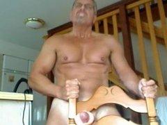 Straight Daddy Fucks Pussy Toy (FUCKING HOT)