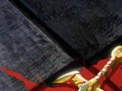 saint seiya hentai - Luto en el Santuario