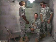 Military gay socks lick videos and navy male mutual masturbation and gay