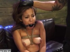 Extreme violent and megan rain punished and rough slap choke and bdsm