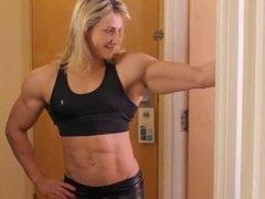 Muscle girl - LF