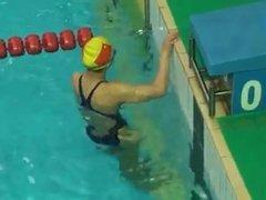 amputee OOE swimmer