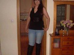 Giant Spanish girl