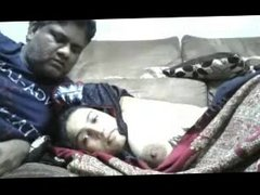 Desi bhabhi Fucking with Lover