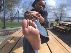 ebony foot inspection part 2