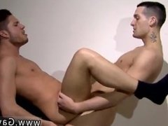 Big cock young sex and guy fucks himself with own dick and gay fucked