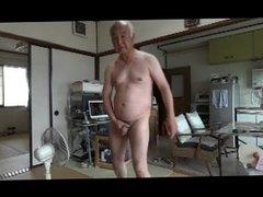 Japanese old man 349