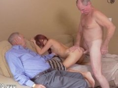 Old bitch outdoors and latina old guy and hot old gilf fuck and old guy