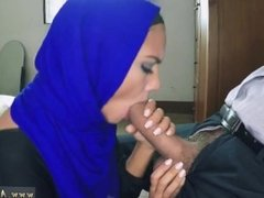 Arab mia kalifa threesome and muslim hijab girl suck cock and muslim