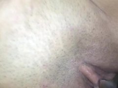 Sexy Mexican wife close up fuck