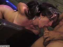 Czech extreme gangbang and overpowered bondage lesbian and trans dominate