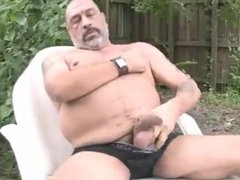 BEAR DADDY FAT COCK