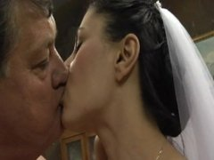 Bride fucks Erik Brummer