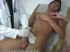 Boys draft physical and shots and dudes at doctors and hot gay doctor