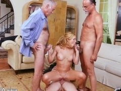 Doris and old man and young & old russian women and real old mature and