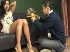 foot slave 100