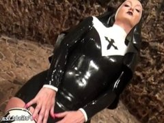 Liza - Stroking To Sister Sin