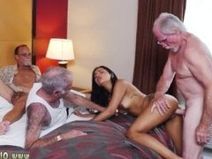Young old wife swap and fat horny old daddy and old grope and old mature