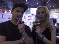 AVN 2016 - Katie Morgan and Elsa Jean Interviews