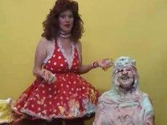 Clown Julie's Be a Clown Pt 1 GSH