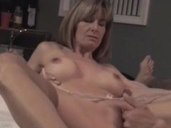 She loves to fuck another man while looking at her husband
