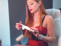 Smoking Goddess Kira